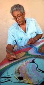 Artist Domingo